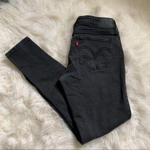 🌵Levi's 🌵 553 super skinny jeans black